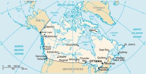 informationen über kanada